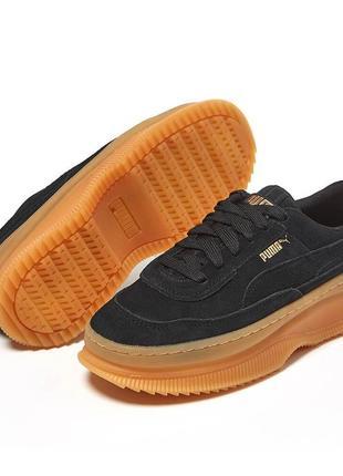 Кроссовки puma deva suede women's sneakers