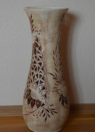 Ваза.ваза декоративна.ваза напольна.ваза керамічна