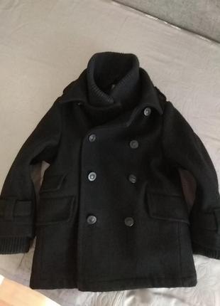 Пальто дитяче кашемірове 3-4 роки age