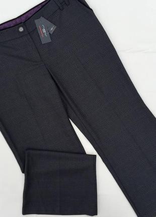 Стильные брюки клёш большого размера new look