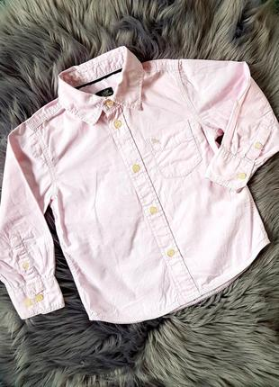 Рубашка для мальчика, сорочка для хлопчика, фірмова рубашка