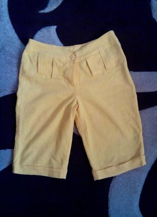 Летние яркие шорты