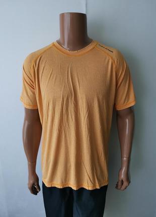 Reebok crossfit яркая футболка спорт - xl