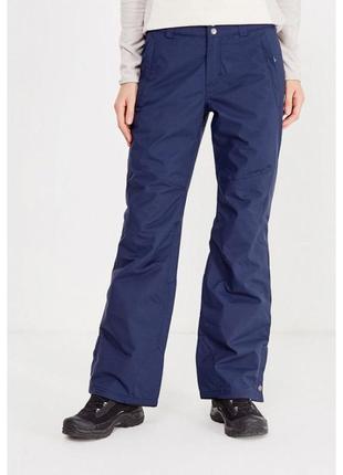 Лыжные термо брюки, штаны sports. бомбезные! размер l