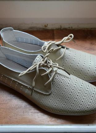 Кроссовки с отверстиями, на плоской подошве, дышащая обувь, мокасины