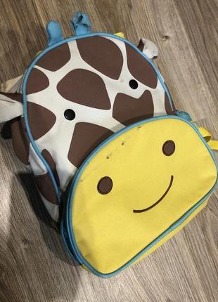 Рюкзак жираф