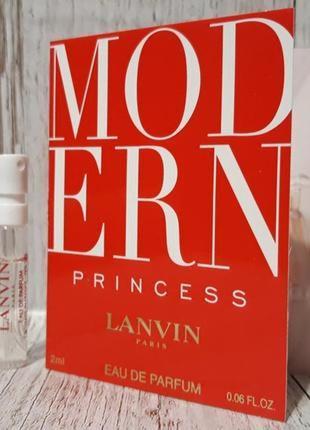Lanvin modern princess edp парфюмированоя вода