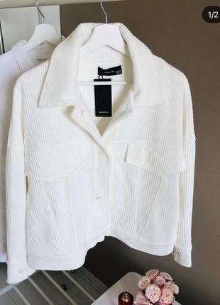 Трендова куртка-сорочка reservedpoland🤎