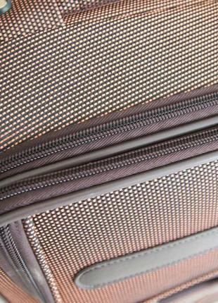 Валіза чемодан misely коричнева4 фото
