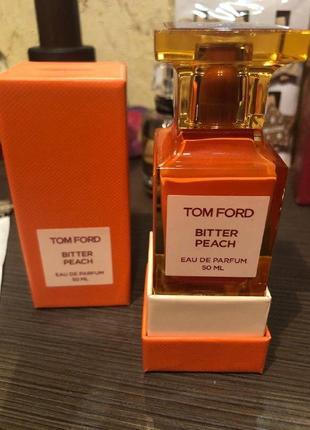 Tom ford bitter peach оригинал! остаток 15-17мл том форд