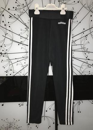 Спортивные лосины adidas размер xs