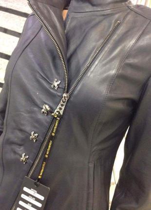 Кожанная куртка/ шкiряна куртка