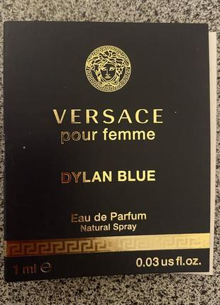 Versace пробник миниатюра оригинал