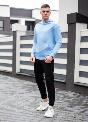"Худі pobedov ""97"" блакитне"