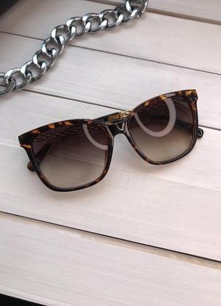 Роскошные новые солнцезащитные очки женские