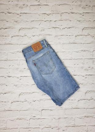 Джинсовые шорты джинсы levis 511 501 оригинал