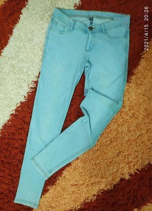 Легкие джинсики - стрейч