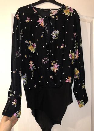 Боди-блуза lc waikiki
