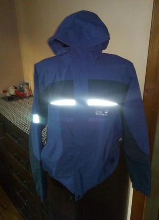 Куртка ветровка jack wolfskin