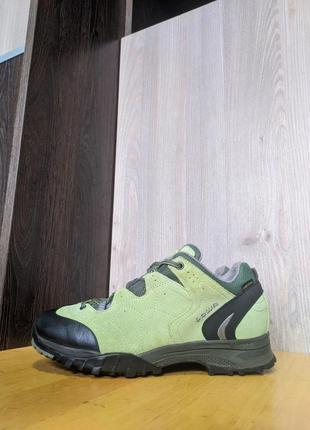 Кроссовки треккинговые кожаные lowa focus gtx, gore-tex