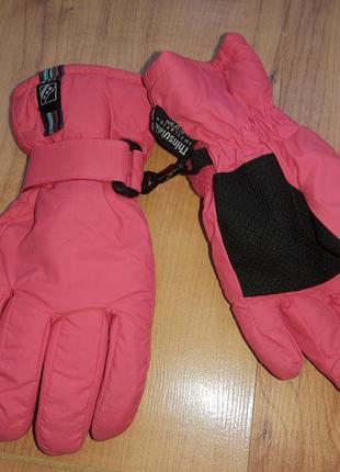 Краги рукавицы перчатки зимние