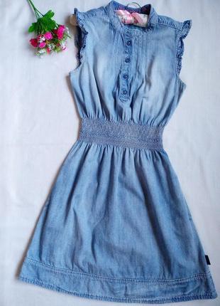 Джинсовое платье blend denim
