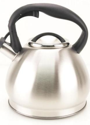 Чайник a-plus econom со свистком 3.0 л