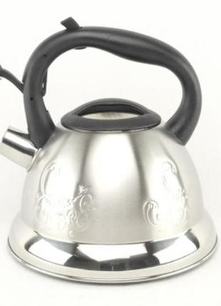 Чайник a-plus со свистком 3.0 л