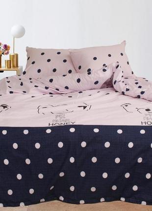 Постельное белье для девочки, постельное белье детское, сатин