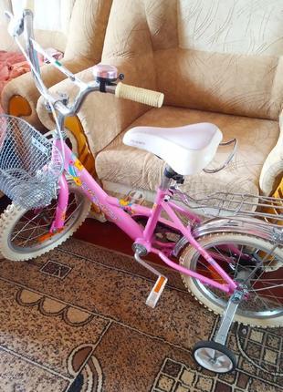 Велосипед для девочки mars