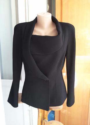 Статусный  пиджак armani 100% шерсть оригинал