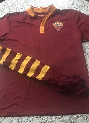 Футбольная форма футболка гетры roma р.164