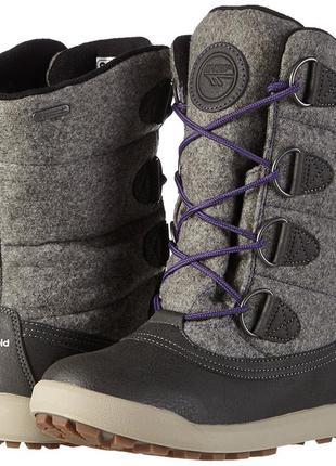 Ботинки зимнее hi tec англия очень теплые - 38 - 39