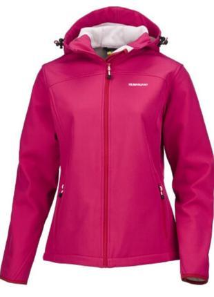 Куртка софтшелл з флісом kilimanjaro