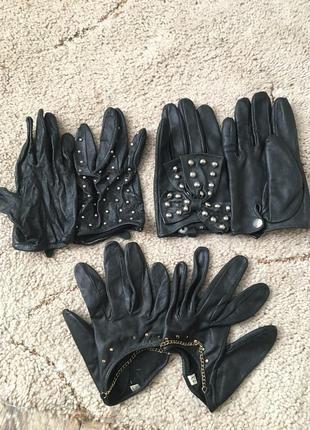 Перчатки укорочённые