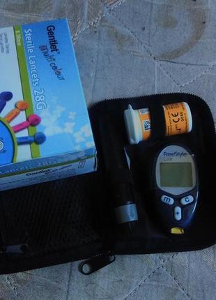 Глюкометр в комплекте