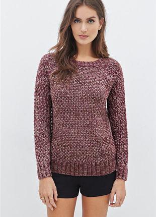 Новый теплый свитер хл, кофта, пуловер, кардиган