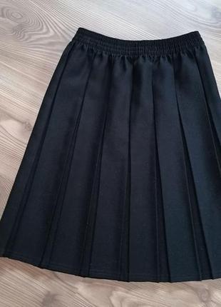 Школьная юбочка для девочки