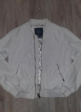 Куртка бомбер1 фото