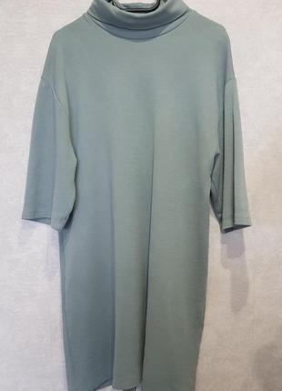 Платье туника гольф zara