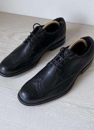 Туфли оксфорды clark's