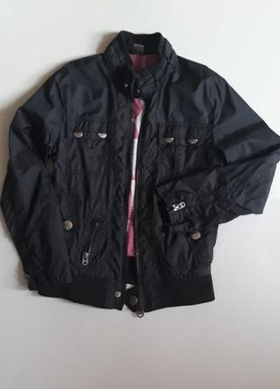 🍀детская куртка ветровка zara