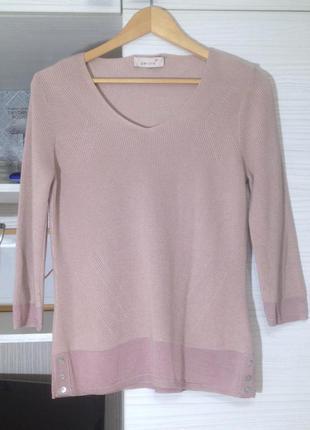 Джемпер per una размер м/л пуловер свитер кофта