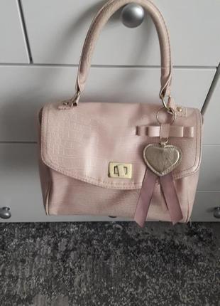 Сумочка кожаная шкіряна сумочка