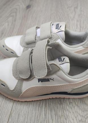 Кроссовки кросівки puma на ліпучках