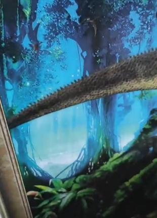 Наклейка на стену динозаври3 фото
