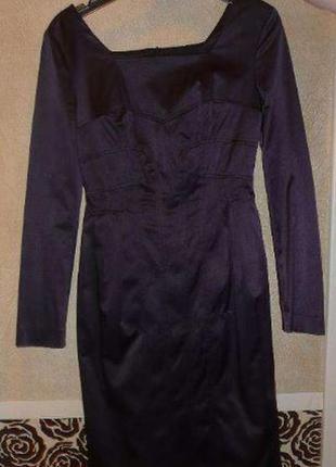Платье нарядное фирмы bgl размер xs