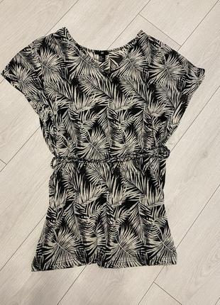 Туника,пляжное платье  h&m