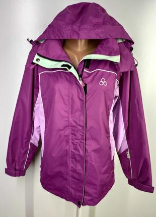 Спортивна куртка –вітровка розмір s-м ( б-38)