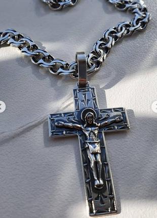 Крест, серебро 925 пробы!